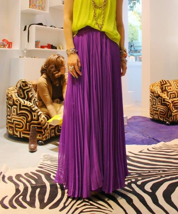 Fashion long skirts for summer 2013 (10)
