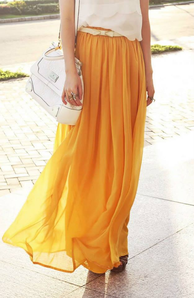 Fashion long skirts for summer 2013 (12)