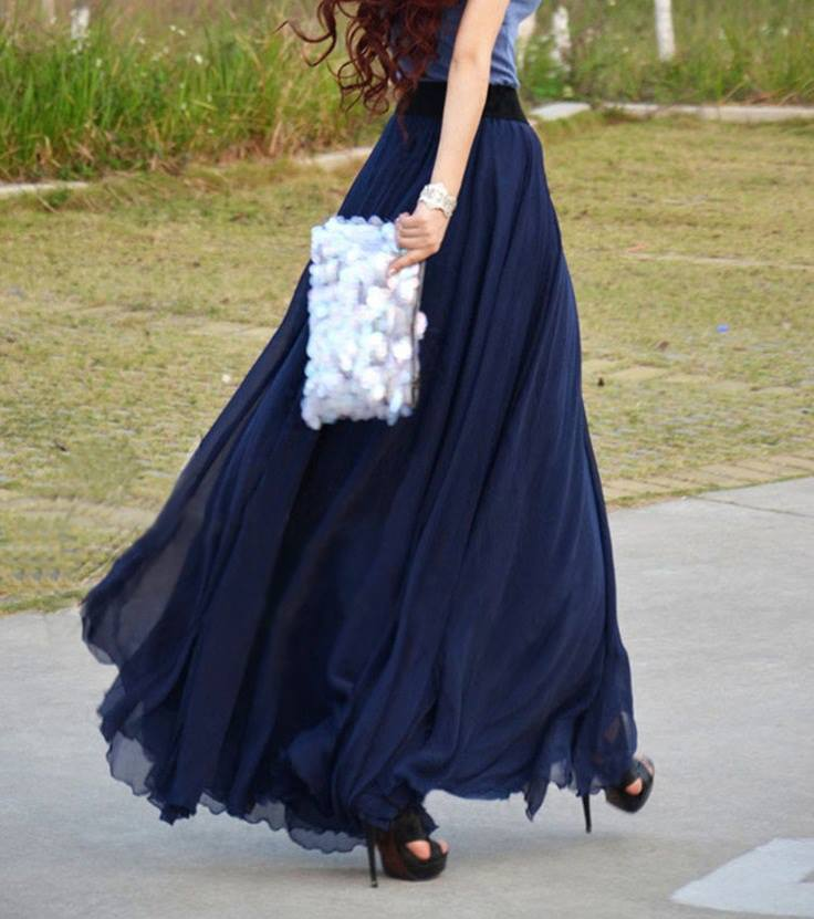 Fashion long skirts for summer 2013 (17)
