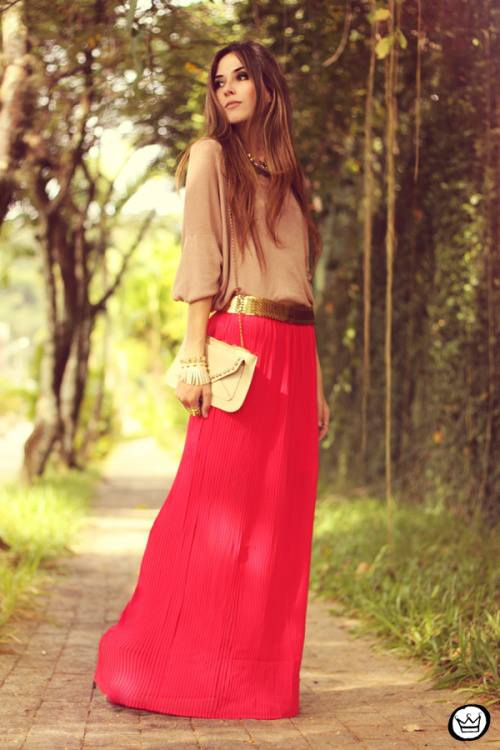 Fashion long skirts for summer 2013 (18)