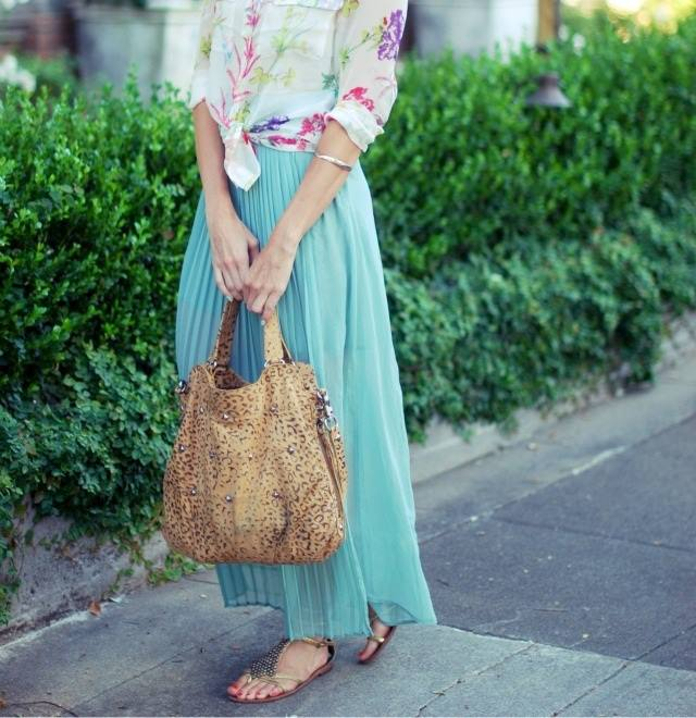 Fashion long skirts for summer 2013 (19)