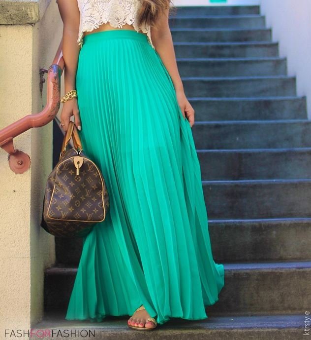 Fashion long skirts for summer 2013 (20)