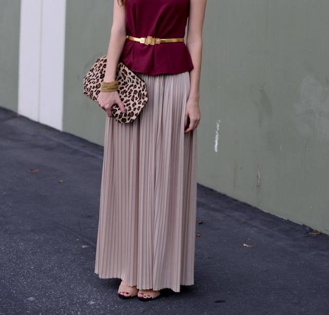 Fashion long skirts for summer 2013 (21)