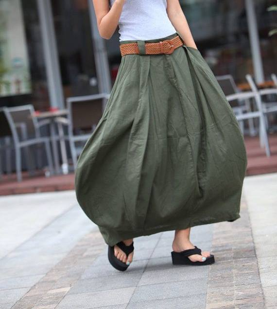 Fashion long skirts for summer 2013 (24)
