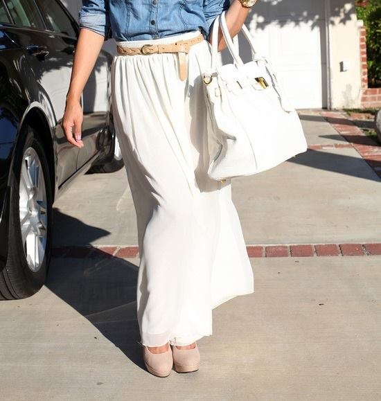 Fashion long skirts for summer 2013 (25)
