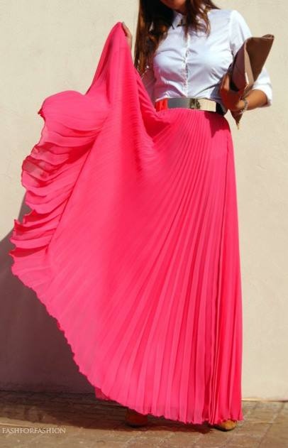 Fashion long skirts for summer 2013 (26)