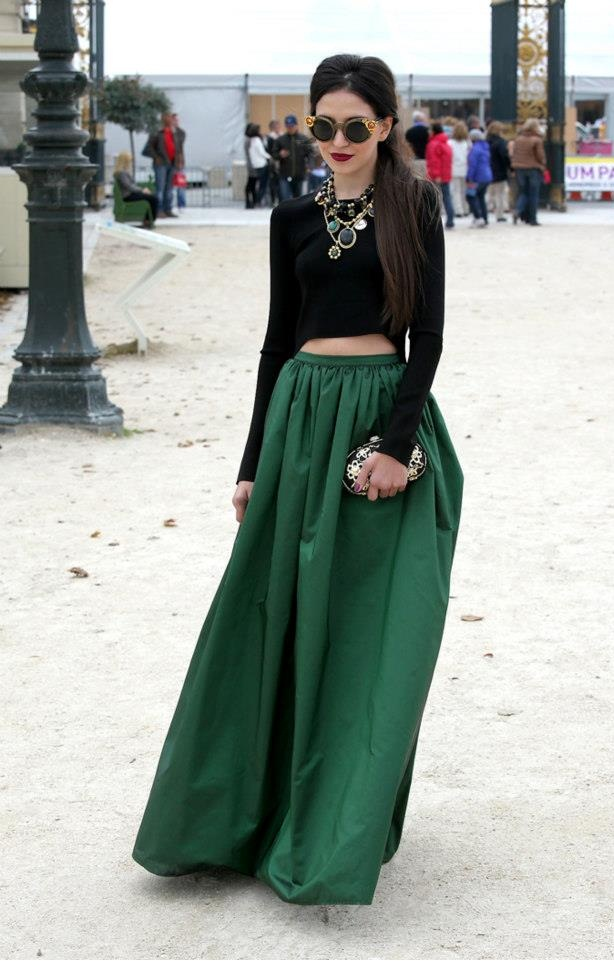 Fashion long skirts for summer 2013 (29)
