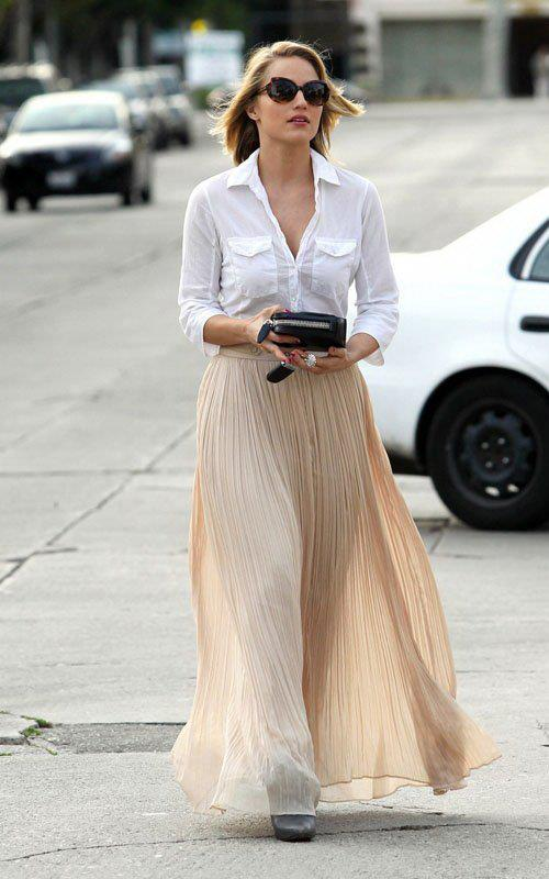 Fashion long skirts for summer 2013 (30)