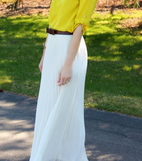 Fashion long skirts for summer 2013 (4)