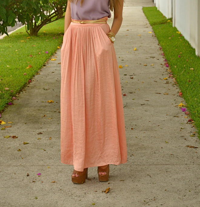 Fashion long skirts for summer 2013 (5)