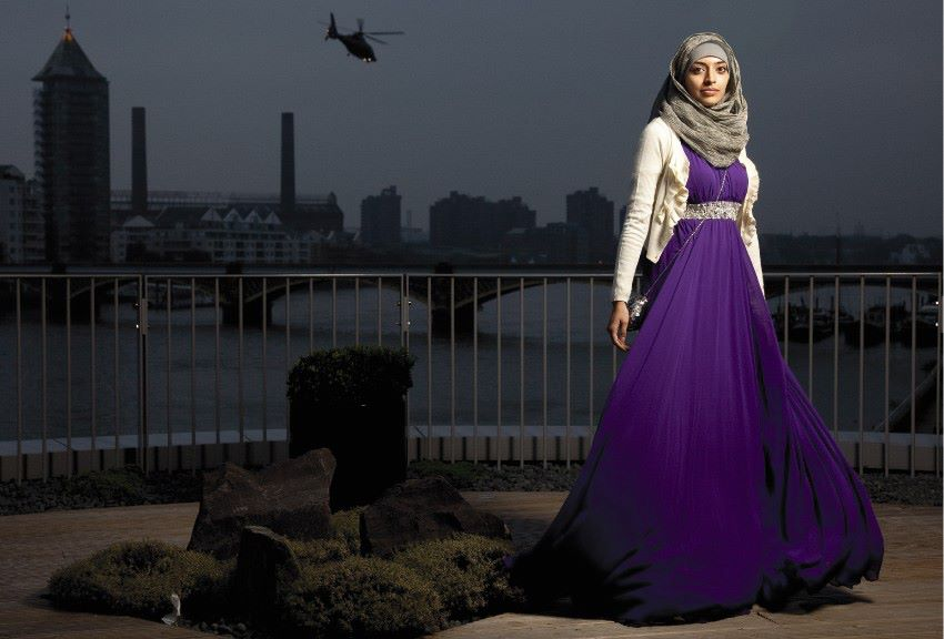 Fashion occasions Veiled (11)