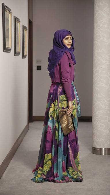 Fashion occasions Veiled (4)