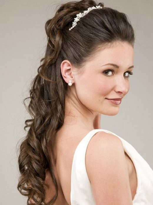 Hairstyles for bride Eve (1)