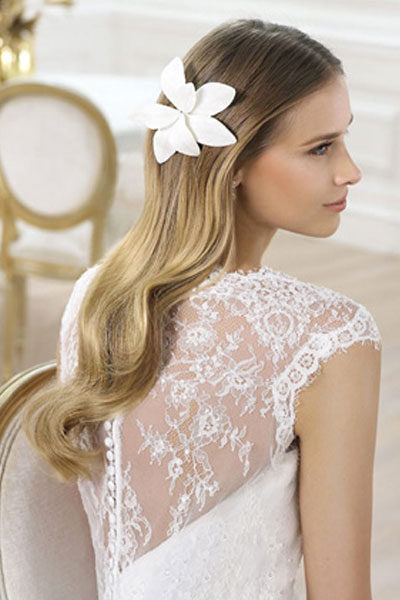 Hairstyles for bride Eve (11)