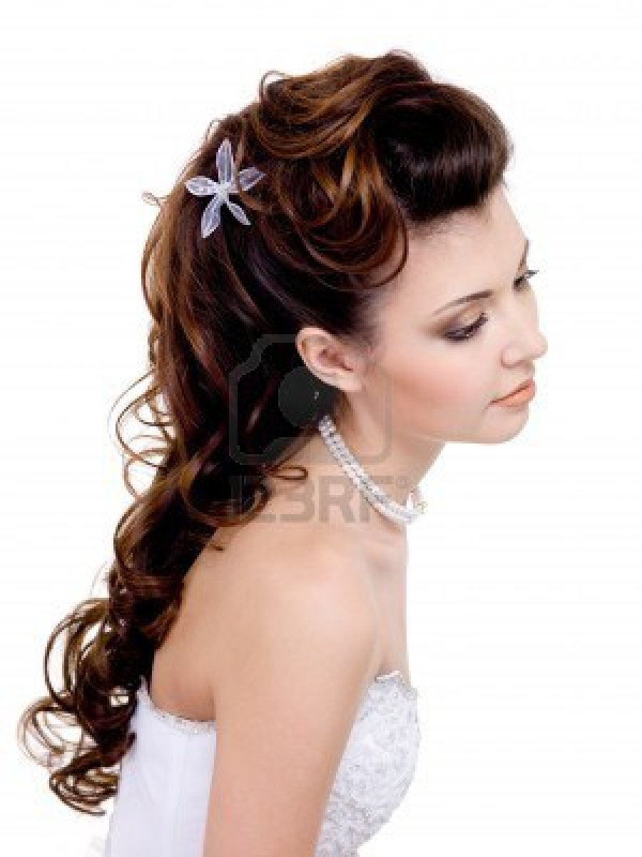 Hairstyles for bride Eve (17)