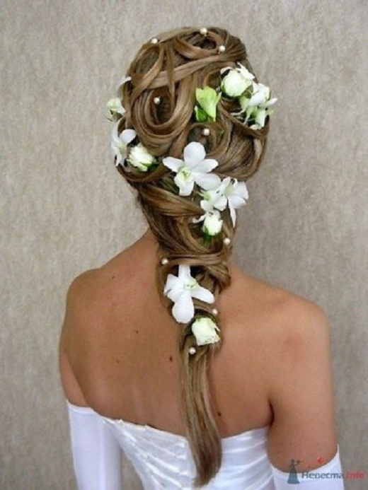 Hairstyles for bride Eve (2)