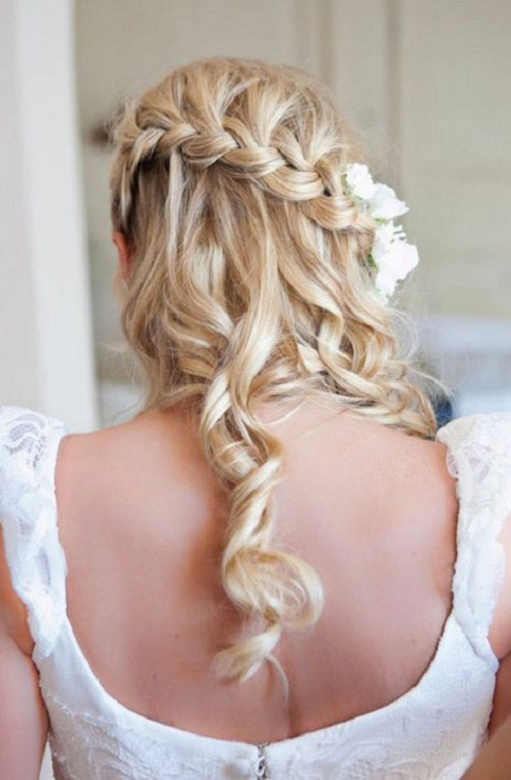 Hairstyles for bride Eve (5)