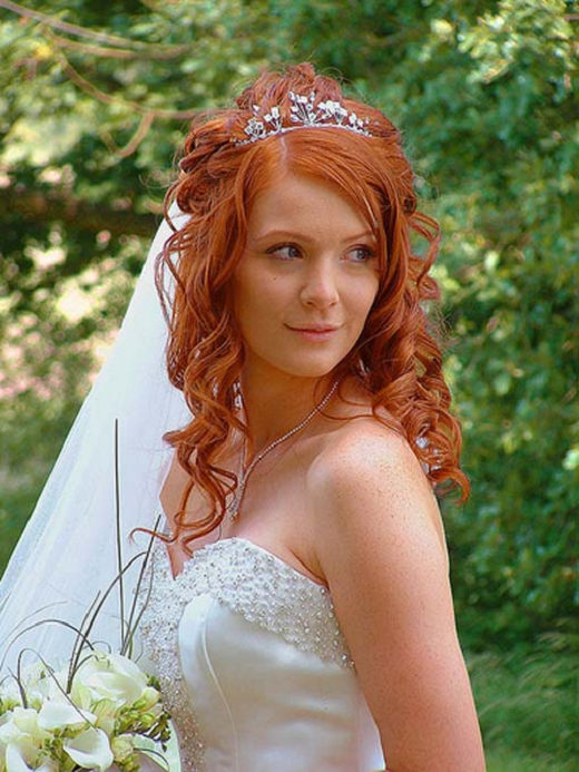 Hairstyles for bride Eve (9)