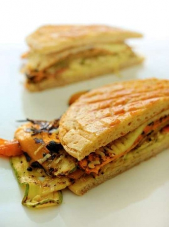 Panini without wheat flour