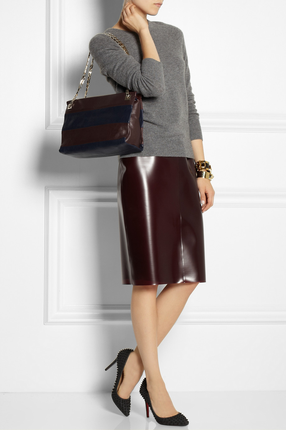 Victoria Beckham bags for autumn-winter 2013-2014 (14)