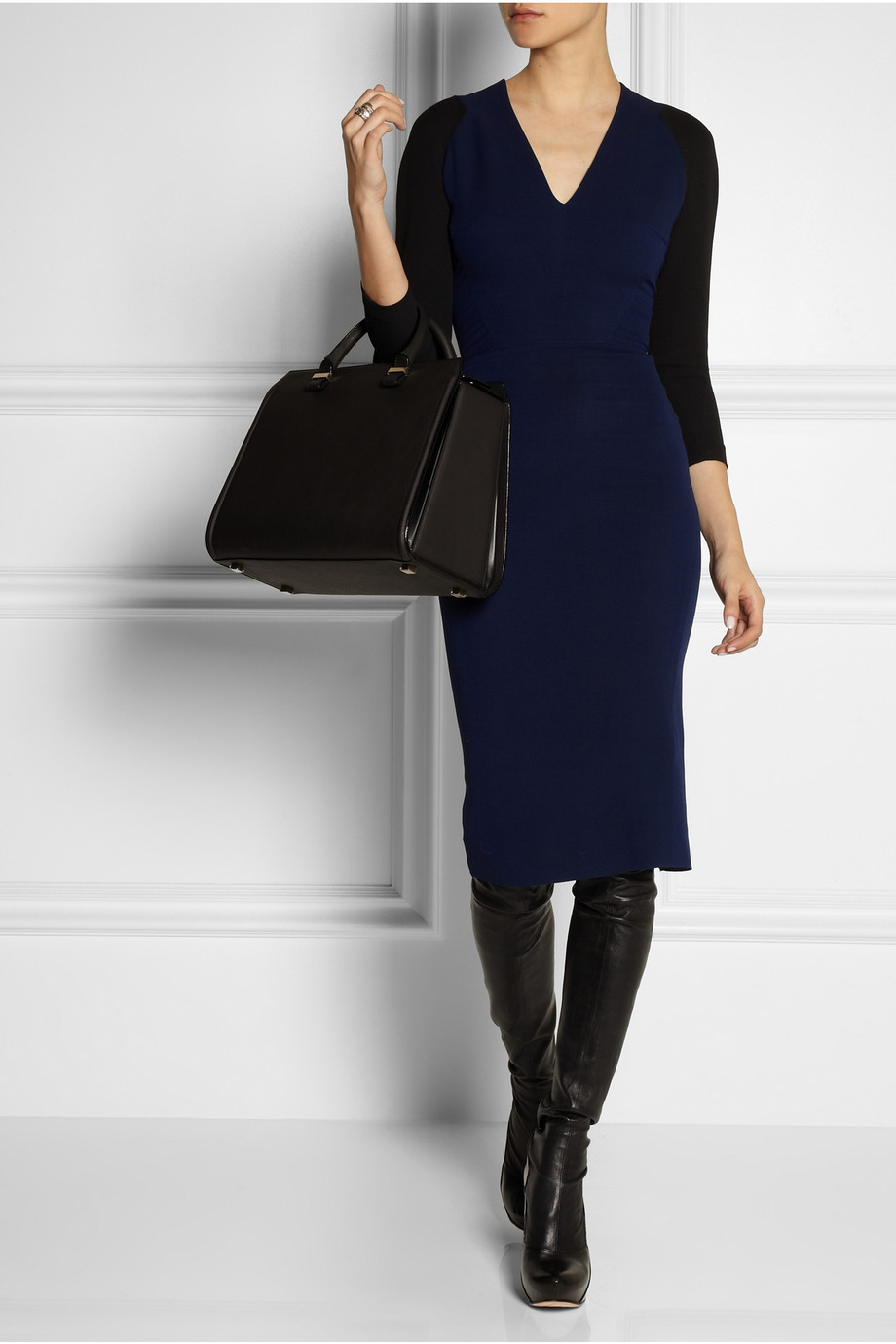 Victoria Beckham bags for autumn-winter 2013-2014 (18)