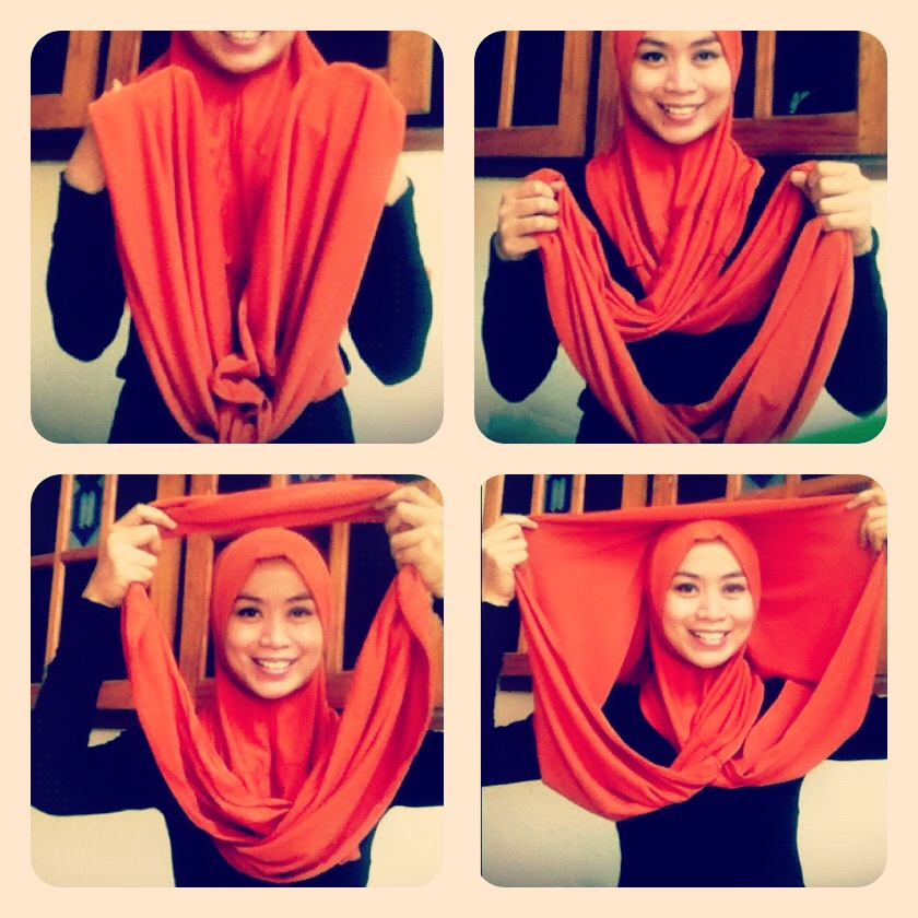8 Hijab Tutorial Pictures