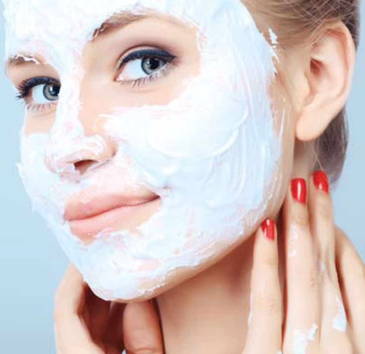 Recipes for natural whitening face
