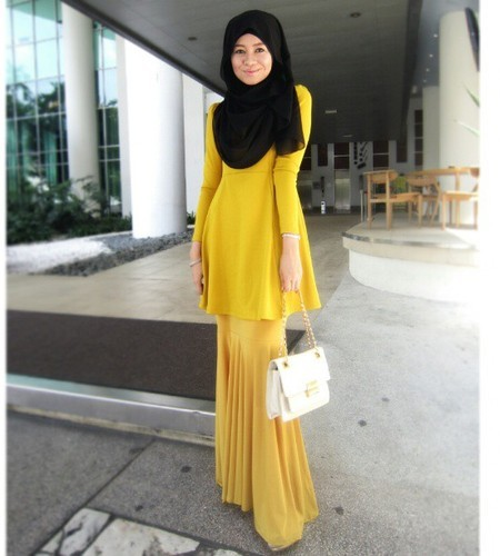 Yellow Styles and Combinations (12)