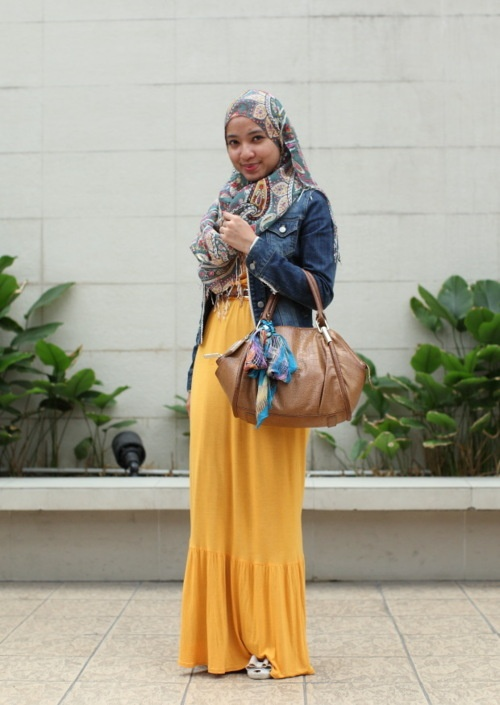 Yellow Styles and Combinations (3)