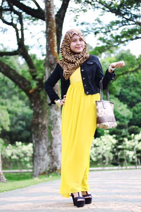 Yellow Styles and Combinations (5)
