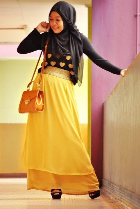 Yellow Styles and Combinations (7)