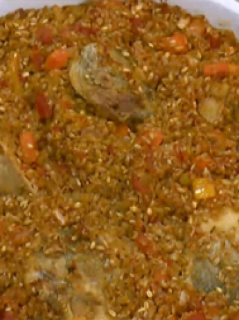 Hulled Grains thickness Casserole