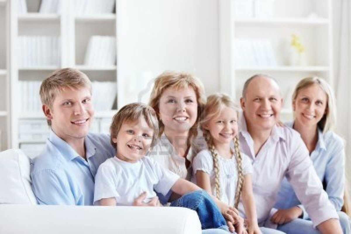 10432051-happy-big-family-with-children-at-home