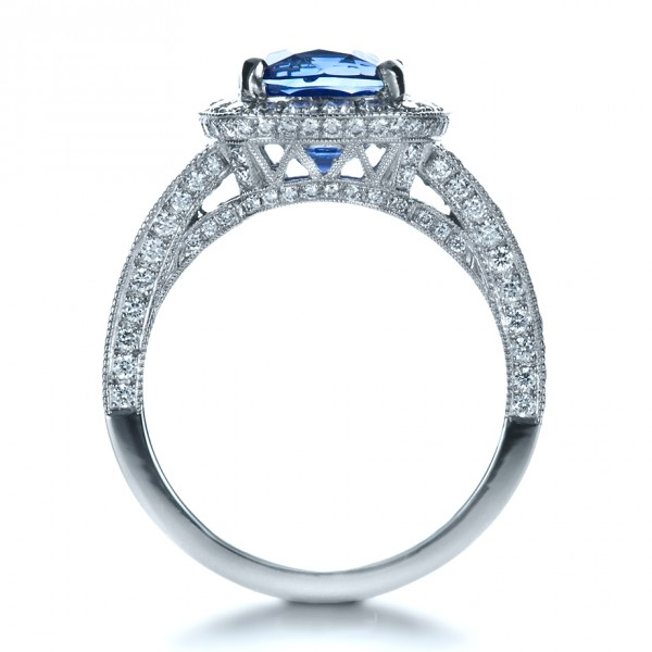 Blue-Sapphire-Diamond-Engagement-Rings
