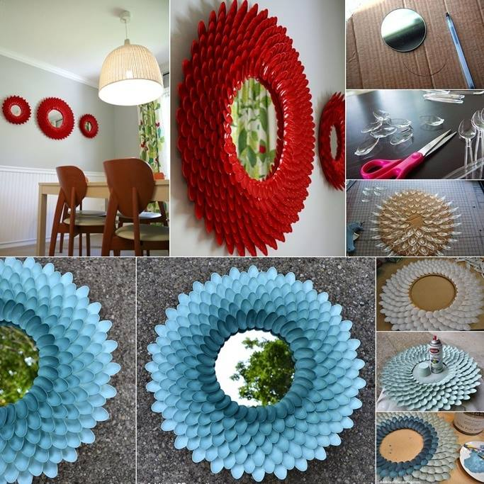 Home decor craft step by step
