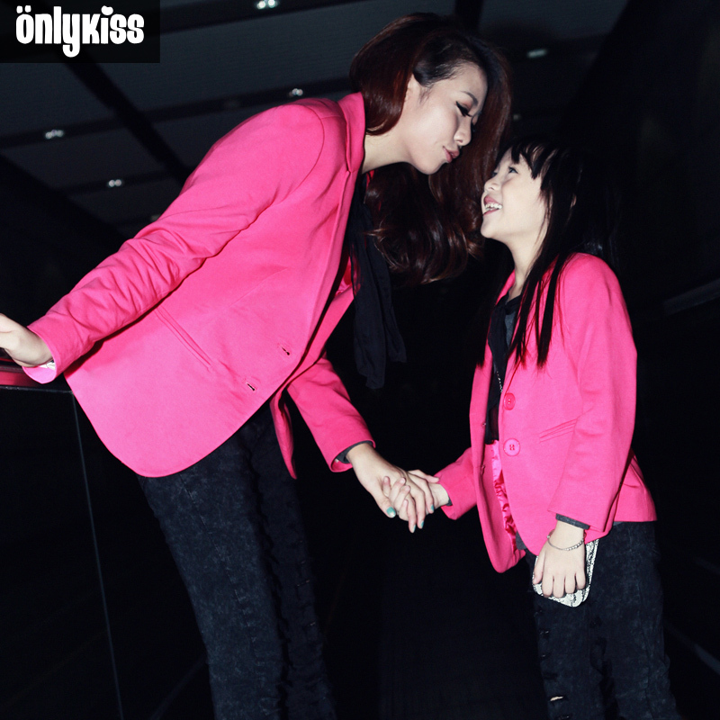 Free-shipping-Female-child-s-mother-and-daughter-in-the-winter-of-2013-fall-fashion-clothing