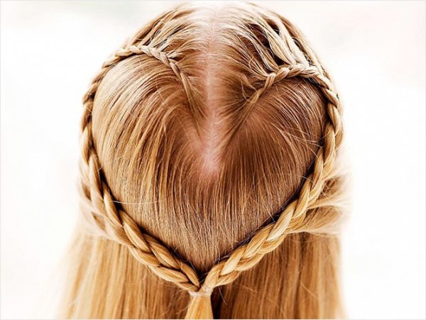 Heart-Braid-hairstyles-for-little-girl