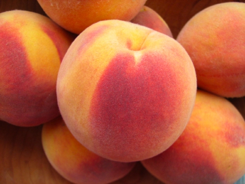 Peach Revitalizing Face Mask
