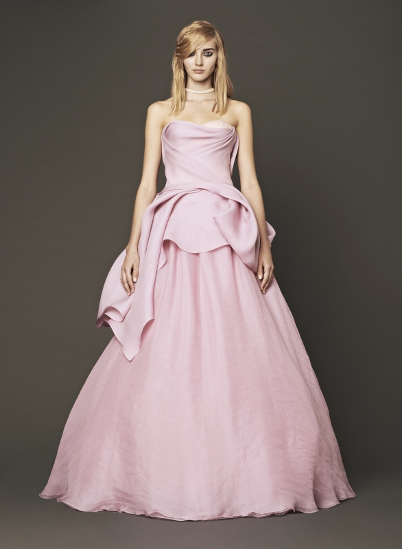 Vera Wang Bridal Collection (4)