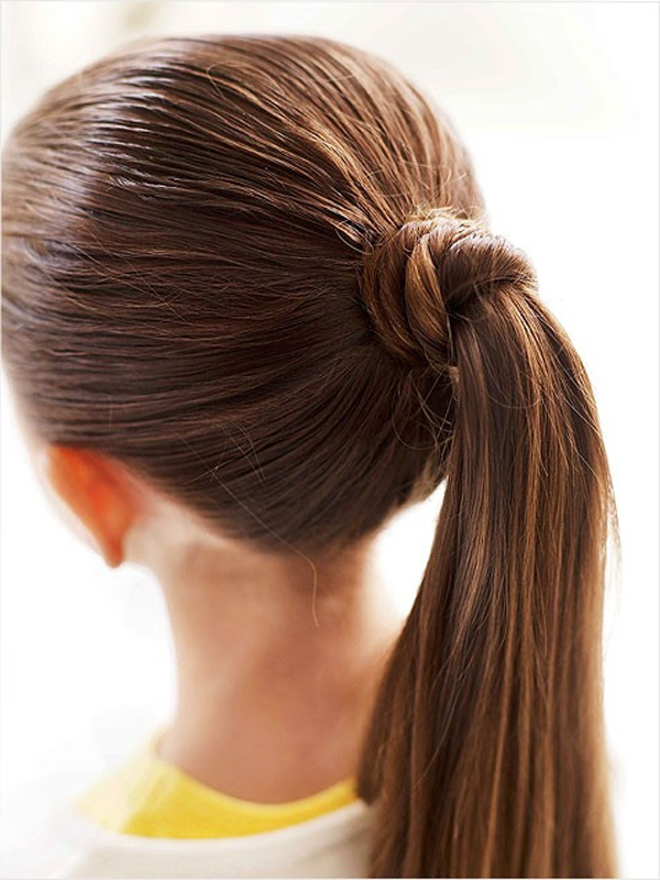Wrapped-Ponytail-hairstyles