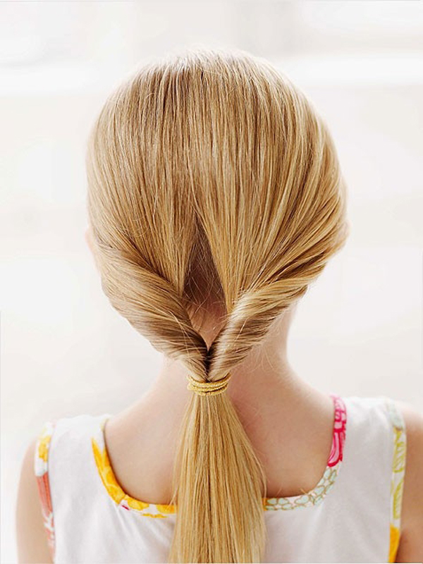 little-girl-Flip-Tail-hairstyles