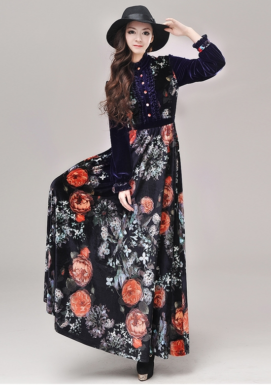 Where to buy long dress in singapore