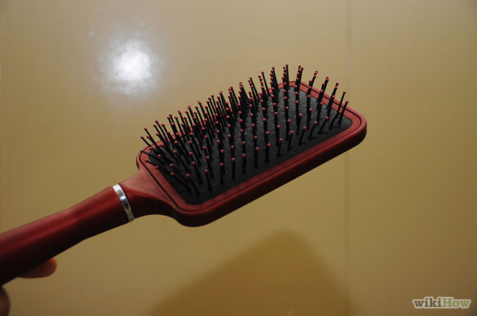 670px-Brush-Long-Hair-Step-1