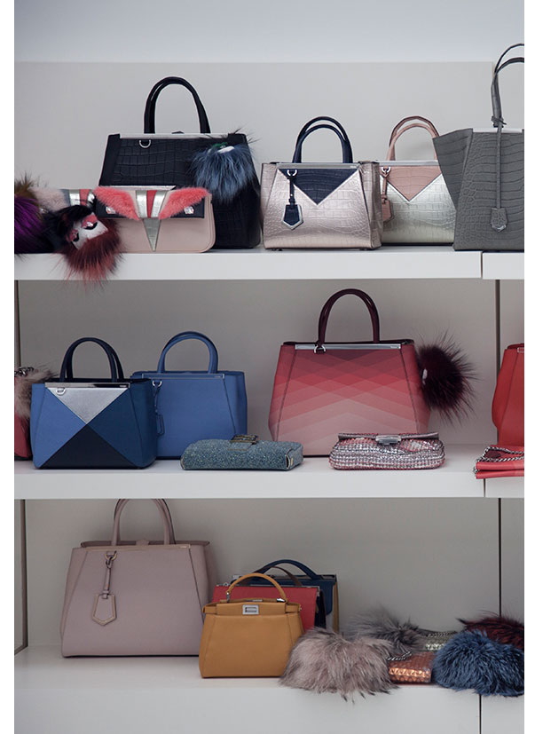 Fendi_sacs_before_the_show_PE2014