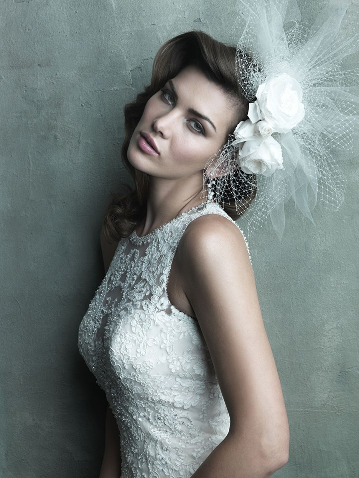 Hair accessories for the bride (2)