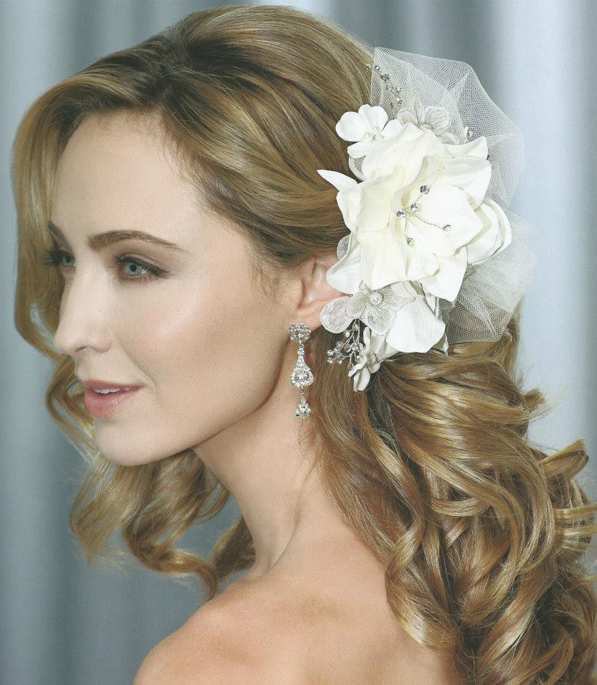 Hair accessories for the bride (4)