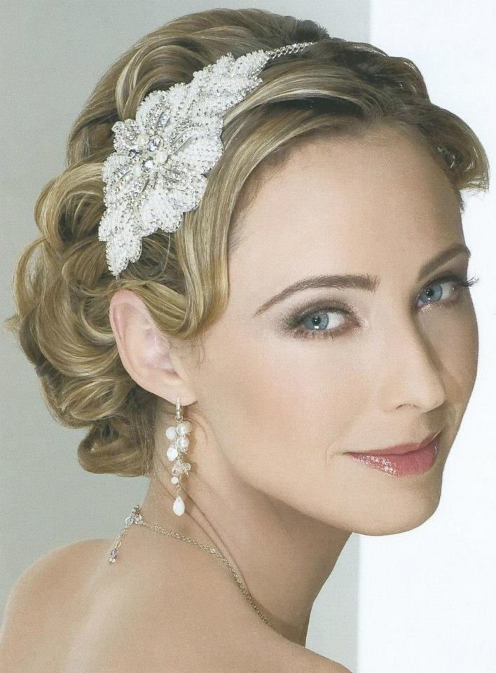 Hair accessories for the bride (9)
