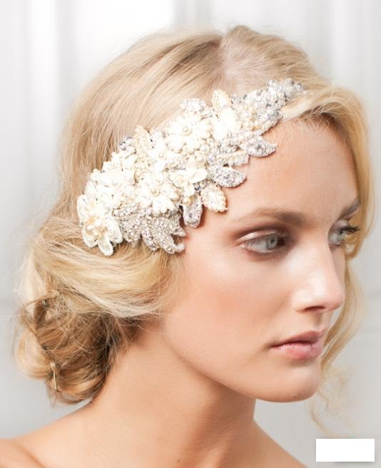 Hair accessories for the bride2