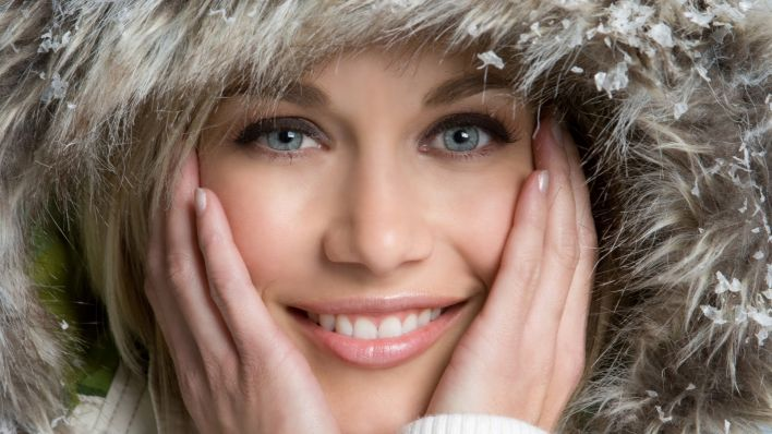 Masks daily to take care of your skin in winter