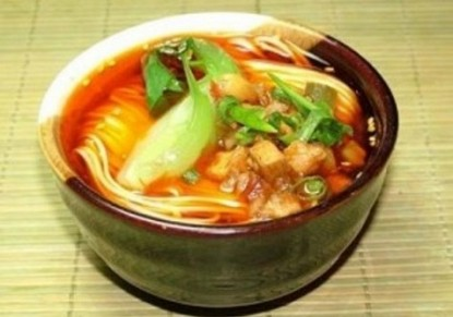 Sichuan Chinese soup